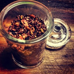 Homemade Granola from The Whole PAntry App